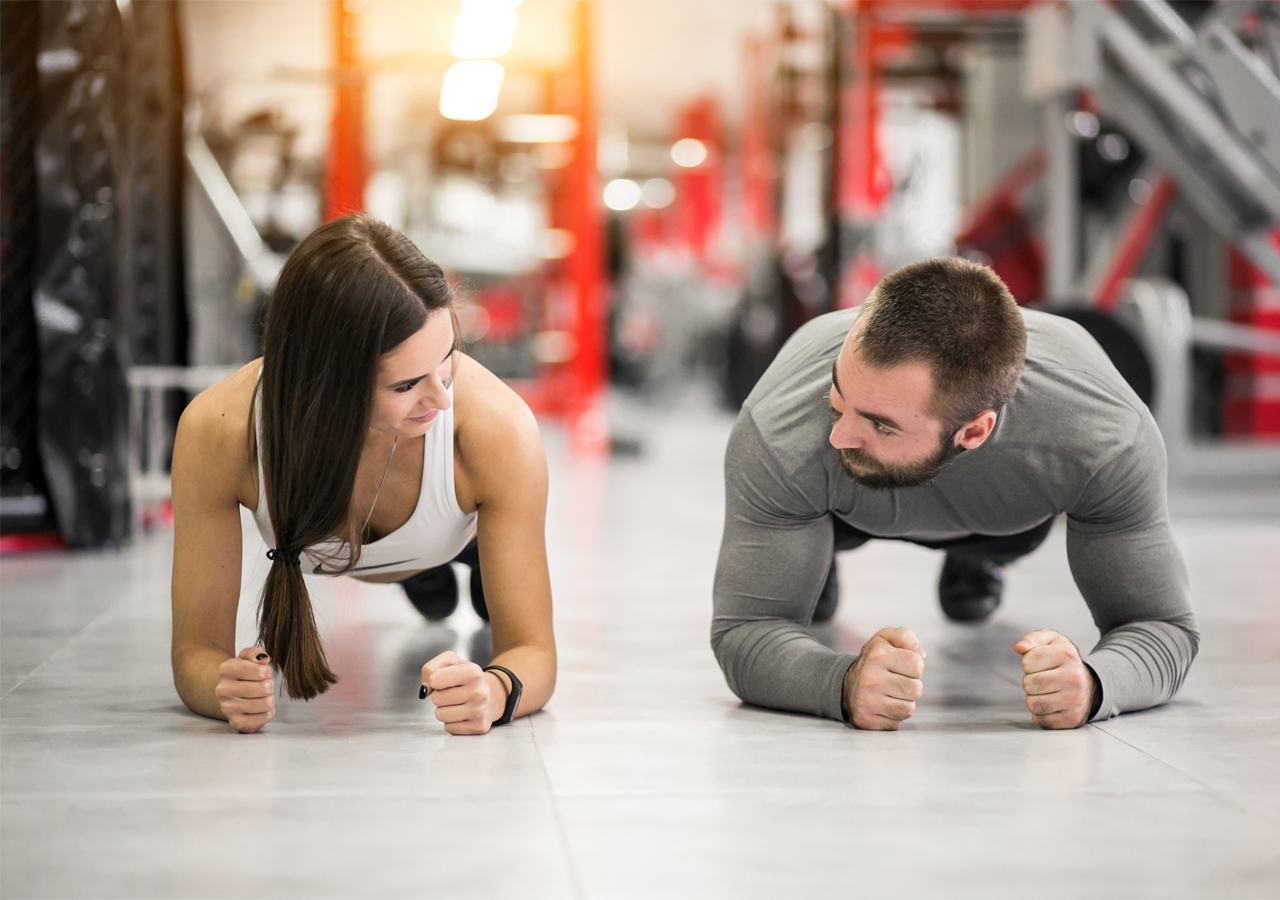Make your body healthy with following exercises